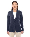 DP462W Devon & Jones Ladies' Perfect Fit™ Shawl Collar Cardigan