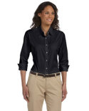 DP625W Devon & Jones Three-Quarter Sleeve Stretch Poplin Blouse