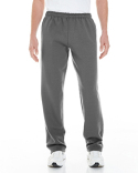 G183 Gildan Adult Heavy Blend™  13.3 oz./lin. yd., Open-Bottom Sweatpants with Pockets