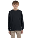 G240B Gildan Youth Ultra Cotton® 10 oz./lin. yd. Long-Sleeve T-Shirt