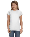 G640L Gildan Ladies' Softstyle® 7.5 oz./lin. yd. Fitted T-Shirt