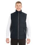 NE702 North End Men's Engage Interactive Insulated Vest
