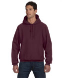 S1051 Champion Reverse Weave® 12 oz., Pullover Hooded Sweatshirt