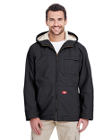 TJ350 Dickies Men's 8.5 oz./yd² Sanded Duck Sherpa-Lined Hooded Jacket