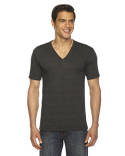 TR461W American Apparel Unisex Triblend Short-Sleeve V-Neck
