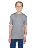 TT11HY Team 365 Youth Zone Sonic Heather Performance T-Shirt