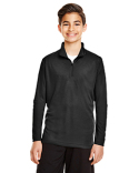 TT31Y Team 365 Youth Zone Performance Quarter-Zip
