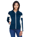 TT34W Team 365 Ladies' Elite Performance Full-Zip